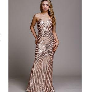 Dresses & Skirts - Prom bridesmaids dresses eve…